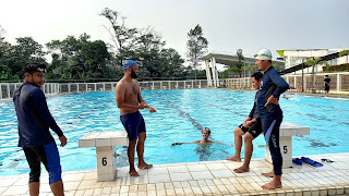 """Training For Trainer"" Program Indoswimmers Untuk Kampanye Renang Sehat"