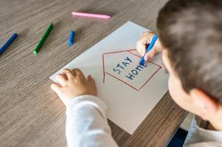 Korona günlerinde çocuklar için tavsiyeler