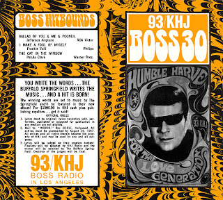 KHJ Boss 30 No. 111 - Humble Harve