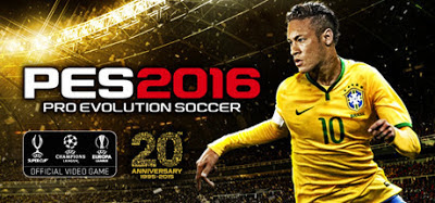 Patch PES 2016 Terbaru dari Official Konami Update Februari 2016