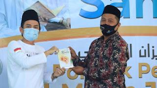Pesantren Al - Mizan Majalengka Gelar Kegiatan  Literasi Santri