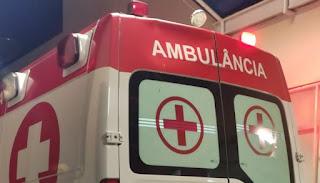 Motociclista fica ferido após colisão com animal na PB-264, em Monteiro