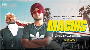 Machis Lyrics - Amarjeet Desi