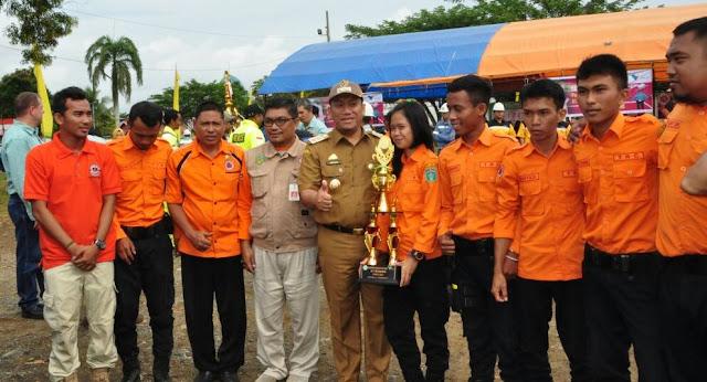 Wabup Irwan Apresiasi Komitmen Perusahaan Budayakan K3 di Luwu Timur
