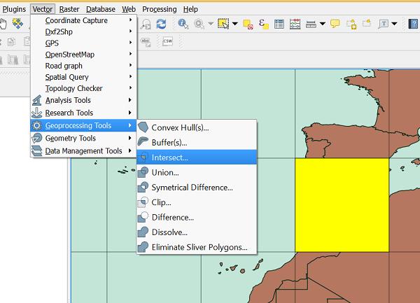 Pedro's Tech Mumblings: Splitting vector and raster files in