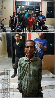 2 Residivis 'Dilumpuhkan', 1 Penadah Dibekuk Polsek Sekayu