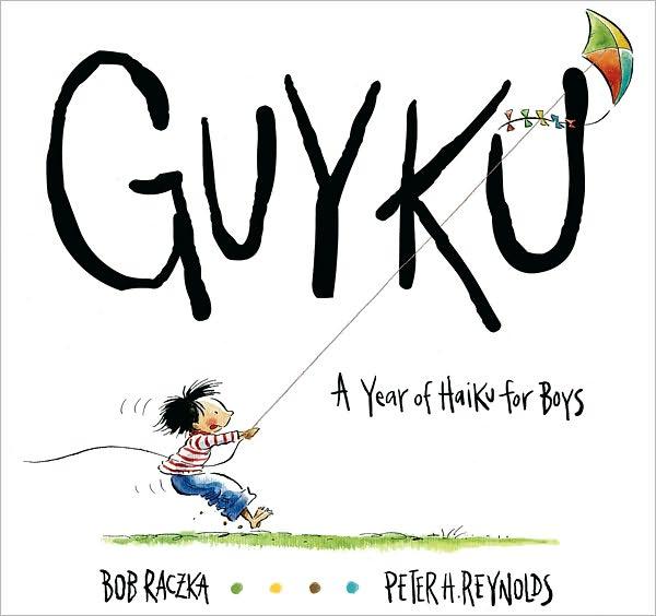 A Curious Thing: Guyku A Year of Haiku for Boys