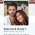 """Sabrina Sato anuncia """"noivado"""" com Duda Nagle em rede social"""