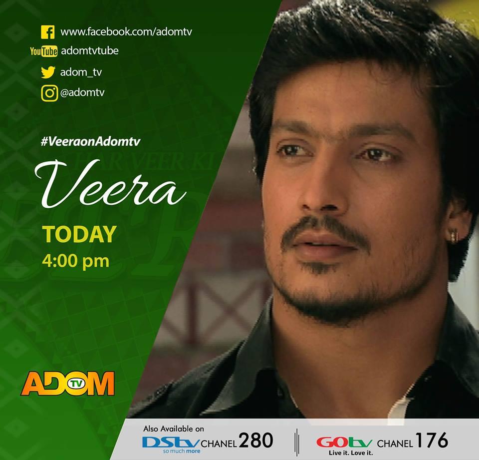 Veera Episode 570/571 (Monday 14th August)