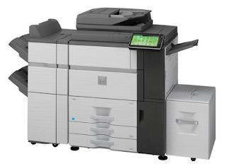 Sharp MX-7040N Drivers Printers Download
