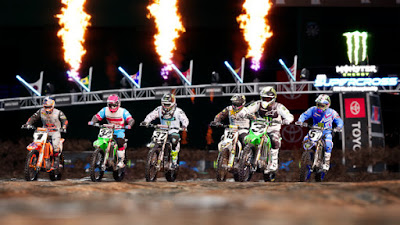 Monster Energy Supercross 4 Free Download