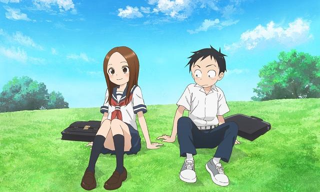 Karakai Jouzu no Takagi-san Season 2 Sub Indo