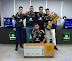 Black Dragons garante vaga nas finais mundiais do PBIC na Indonésia