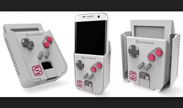 Transform Your Android Device into a Game Boy and Even Plays cartridges