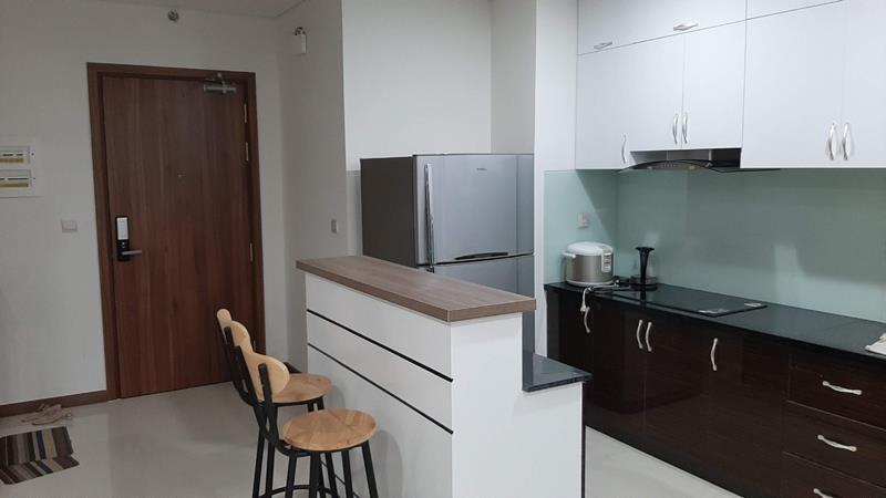 Phòng bếp căn hộ Hà Đô Centrosa