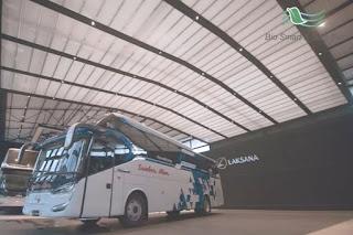 Inovasi Bio Smart and Safe Bus PO Sumber Alam Dari Karoseri Laksana