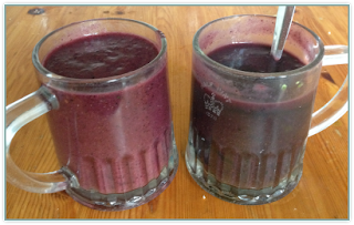 Heavy Metal Smoothie