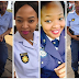 12 Pictures of SAPS new H0TTIE! Sanel Berry.