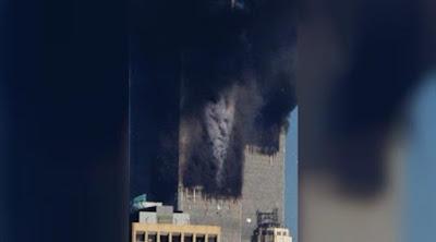 Misteri Penampakan 'Gaib' Wajah Iblis dan Malaikat Teror 9/11