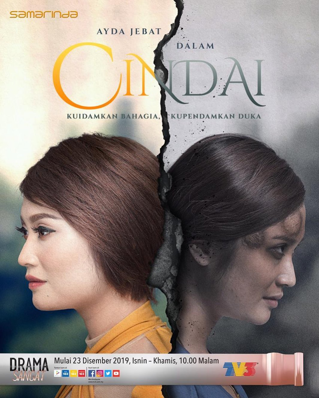 Cindai tv3