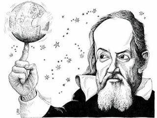 Galileo Galilei en el Blog de los Niños