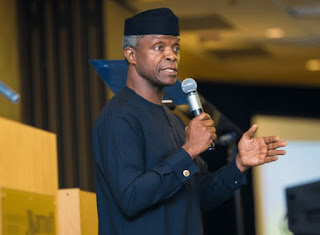 """Buhari Government Spent N1.7trillion On Infrastructure In 2 Years"" – Osinbajo Reveals"