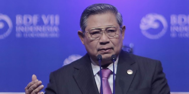 SBY: Saya Minta China dan AS Menarik Diri di LCS!