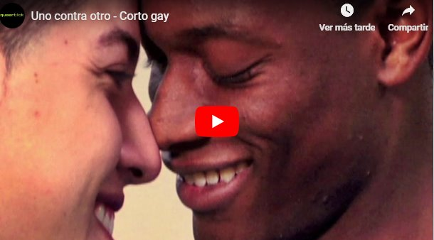 CLIC PARA VER VIDEO Uno Contra Otro - One On One - CORTO Gay RECOMENDADO - EEUU - 2010