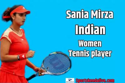 sania mirza indian sports women sportskeedalive