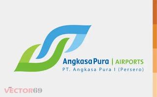 Logo Angkasa Pura I - Download Vector File AI (Adobe Illustrator)