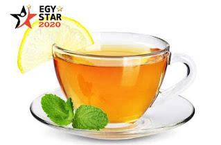 فوائد شرب الشاي الأخضر بالليمون