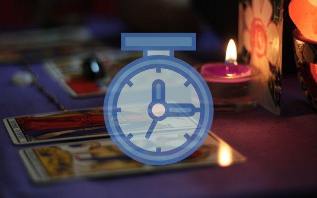 Cómo Calcular Tiempo Tarot