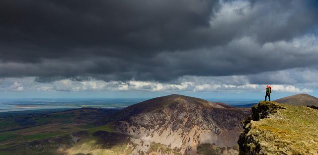 Nantlle Ridge by Nick Livesey