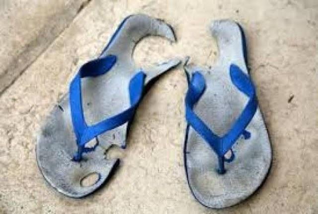 Pinjam sandal