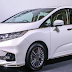 2020 Honda Odyssey Get New Tech Interior