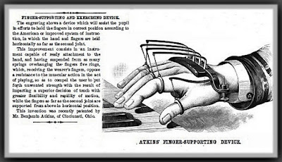 Finger Supporting and Exercising Device