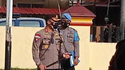 Polres Tana Toraja akan Tegakkan Disiblin Prokes PPKM Level 4, Dimulai Besok