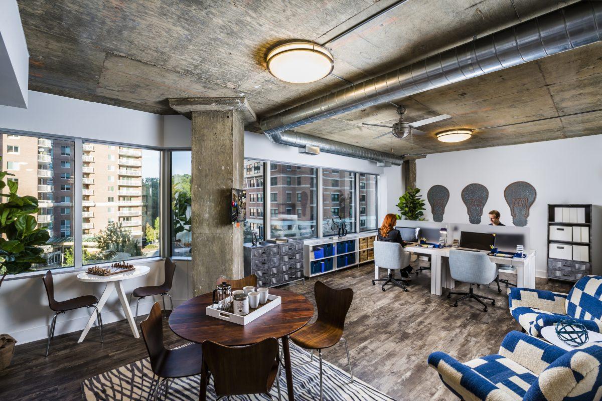 Departamentos, propuestas inmobiliarias work & living