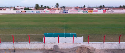 Veja detalhes: Confiança Esporte Clube de Sapé PB, sai em busca de angariar recursos para conclusão de construção de Estadio.