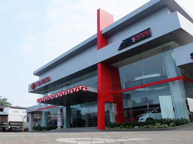 Menentukan Tipe Mobil Kekinian Bagi Anda di Dealer Auto2000 Slipi Jakarta Barat
