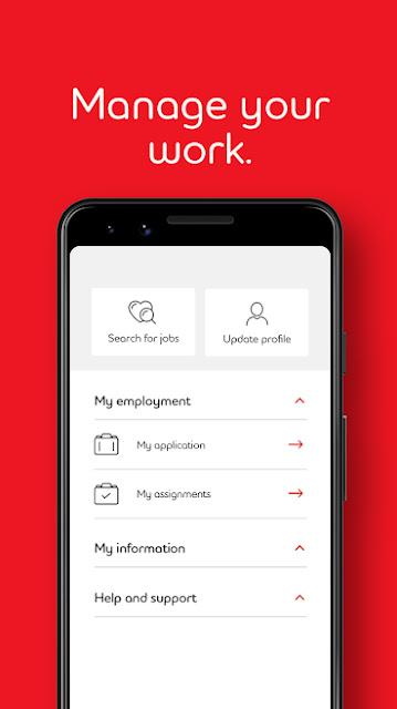 My Adecco App