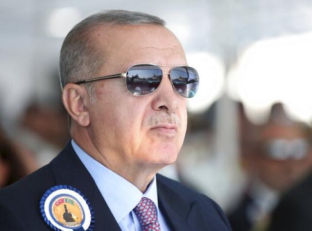 Ο Ερντογάν κραδαίνει το «γιαταγάνι» και αγοράζει χρυσό γιατί φοβάται...