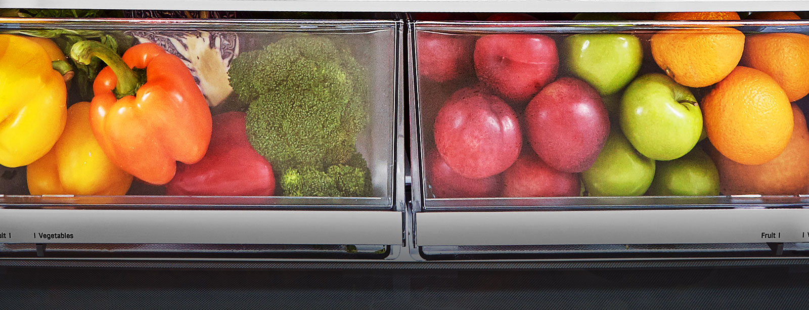 Conserva frescos tus alimentos por más tiempo con la tecnología LG