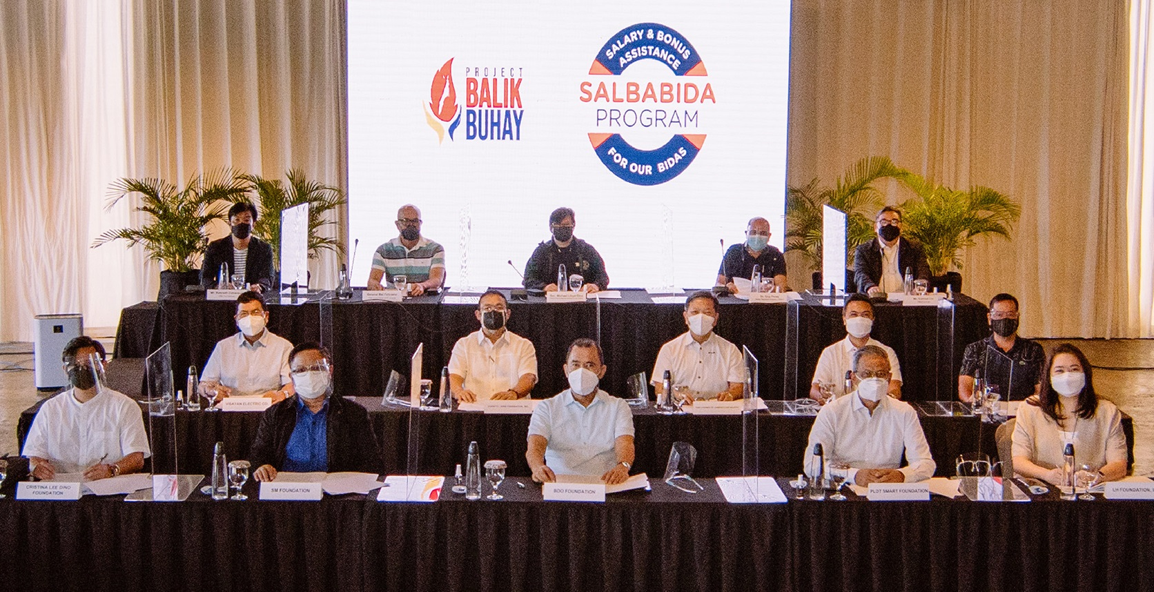 Salbabida program for nurses