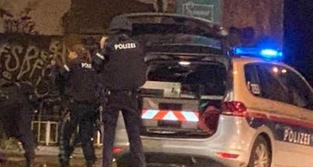 Επίθεση με νεκρούς κοντά σε συναγωγή στη Βιέννη