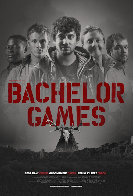 batchelor games poster
