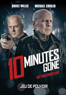 10 Minutes Gone [2019] [DVD R1] [Latino]