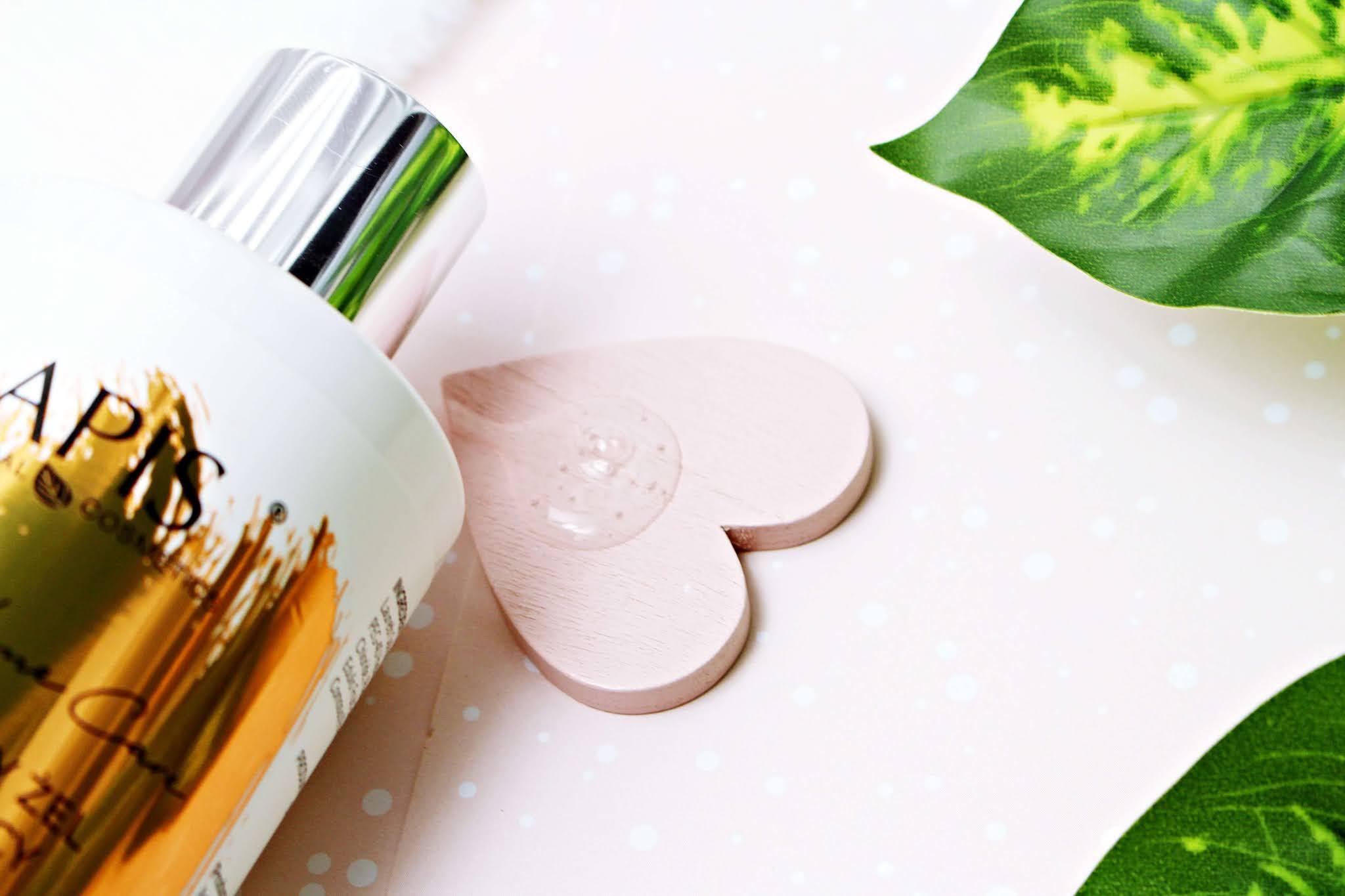 APIS Egzotyczny witalizujący żel do mycia ciała Exotic Home Care