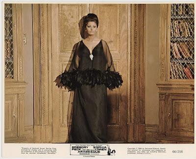 Arabesque 1966 Sophia Loren Image 6