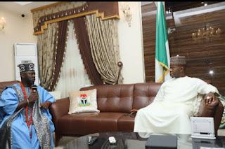 Yahaya Bello is the glory of Nigerian youths- Tolu Ajayi